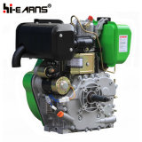 Dieselmotor met de Schacht van de Spiebaan en de Dubbele Filter van de Lucht van het Bad van de Olie (HR188FA)