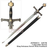 Collectible шпага Swordking Solomon с ножнами 123cm Jot032cu