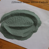 Het zwarte/Groene Carbide van het Silicium