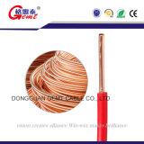単心の純粋な銅の電線