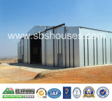 De Geprefabriceerd huizen van het Staal van de Structuur van China voor Hangaar