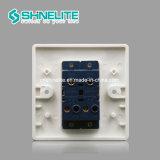 Venta caliente 2 pista 1 Forma de interruptor de la baquelita OEM