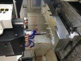 Piezas para corte de metales de aluminio del CNC de la creación de un prototipo de la alta precisión