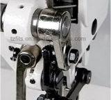 Haut et Bas Lockstitch Machine à coudre d'alimentation pour mettre en place de matériel lourd0302