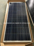Poly panneau solaire vert du produit 130W avec une qualité de pente
