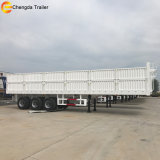 最もよい価格の国際規格の側面の貨物トレーラー