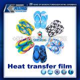 Venda a quente a transferência de calor Imprimir filme para fazer impressão da Sapata