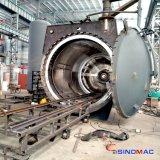 Pour le Pakistan marché 2500x3000mm d'automatisation complète de chauffage électrique Composites autoclave
