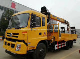 기중기 6X4 굴착기 선적 트럭을%s 가진 Dongfeng 20t 선적 붐 트럭
