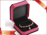 Ensemble boîte de bijoux de velours de luxe Mode bijoux Emballage cadeau