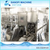 5 máquina de relleno del lacre del barril del galón que se lava 3in1