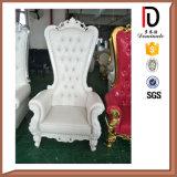 제조 목제 수동 조각품 왕위 의자 브롬 LC030