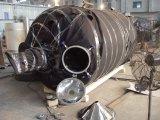 5000 galões depósito de mistura de aço inoxidável com um agitador
