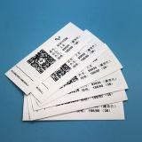 Etiketten van de Zorg van de Stof RFID van de textielDruk de UHF voor het Beheer van de Kleding