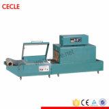 Caja automática de acero inoxidable colectivo tejidos Máquina de embalaje retráctil térmica