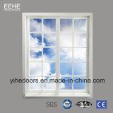 Ventana corrediza de aluminio con vidrio aislante claro