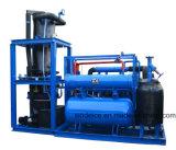 صناعيّ/كبيرة صالح للأكل أنابيب جليد يجعل صانع آلة مع [فكتوري بريس] لأنّ عمليّة بيع