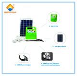 中国の高性能1kwの格子太陽エネルギーシステムホーム