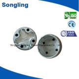 Металлические крышки для электрической энергии Fitting-Glass изолятор утюг с