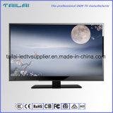 23.6 «HD DVB-T/VGA contrasté ci USB HDMI du T2/C DEL TV Scart