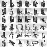 Gimnasio el ejercicio de la placa de rack de equipos para el almacenamiento de piezas de equipo en la máquina