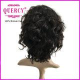 Cheveux brésiliens Cheveux courts Cheveux humains Perruque Cheveux humains Cheveux humains Couleur naturelle Sans emmêlement Sans déchirure Quercy Cheveux