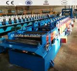 Máquina/rolo do intercâmbio do Purlin de C/Z que dá forma à linha de produção