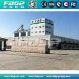 Installatie van de Molen van de Korrel van het Voer van het Gevogelte van de Levering van China de Automatische voor de Korrel van de Kip