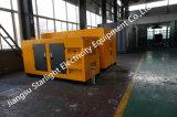 防音のディーゼル発電機120kw 150kVAパーキンズエンジンの無声発電機