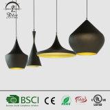 Heiß! Neuer Entwurfs-Hutstumpen-hängende Aluminiumlampe für Thema Restauant Beleuchtung