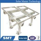 Haute résistance à la corrosion de l'aluminium panneau solaire de montage de supports de montage au sol