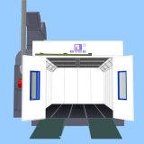 Certification Ce type de cabine de peinture automatique de luxe avec brûleur Diesel