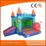 2017 juguetes inflables/castillo animoso de salto para los cabritos (T2-312)