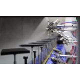 Máquina de revestimento de madeira do pó do revestimento
