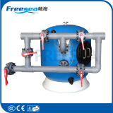Фильтр воды оборудования плавательного бассеина