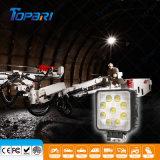 방수 트랙터 기계 Offroad Ute 4WD 27W LED 일 빛