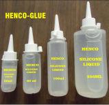 Plastikverpackungs-Spiritus-Kleber-Gewebe-Kleber-Kleber der flaschen-30ml
