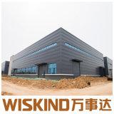 Diseño de acero Estructura de acero de alta calidad Marco para el taller