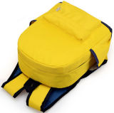 Cartella dello zaino della spalla dei cinque di colori di Oxford bambini puri del sacchetto