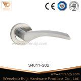 Ss 304/201のまっすぐに管状の固体ステンレス鋼のドアハンドル(S4006/S02)