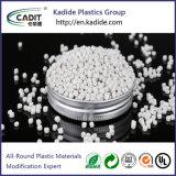 Matières premières en Plastique polyamide 66 granules PA66 pour l'électronique