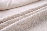 Gemotrical patron 100 % polyester Tissu Aspect lin canapé
