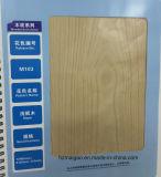 Papel de aluminio de madera del grano del arce