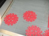 판매를 위한 가죽 Laser 조각 절단기