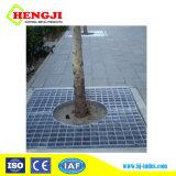 Grata di drenaggio galvanizzata grata all'ingrosso della barra d'acciaio di alta qualità