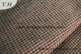 Tessuto nero della mobilia del sofà del Chenille