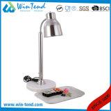 Nourriture infrarouge de vente de qualité d'hôtel de restaurant de lampe commerciale chaude de buffet pour la restauration