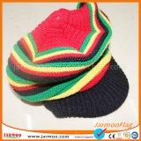 Fabricante hecho punto invierno del sombrero de la gorrita tejida