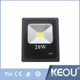 Haut de la lumière du projecteur à LED SMD2835 avec certificat CE