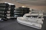 Liya 2-6.5mアルミニウム床PVCボート